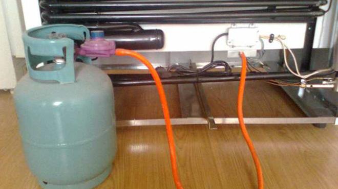 Những dấu hiệu nhận biết tủ lạnh thiếu gas