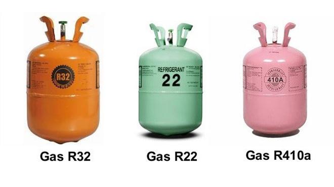 Loại gas nào trên điều hòa là tốt nhất ?