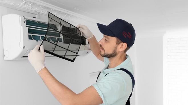 Hướng dẫn vệ sinh dàn lạnh của điều hòa tại nhà