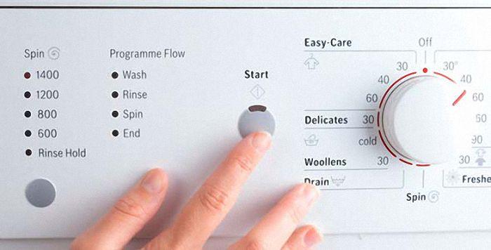 Cách khắc phục những lỗi thường gặp trên máy giặt Samsung