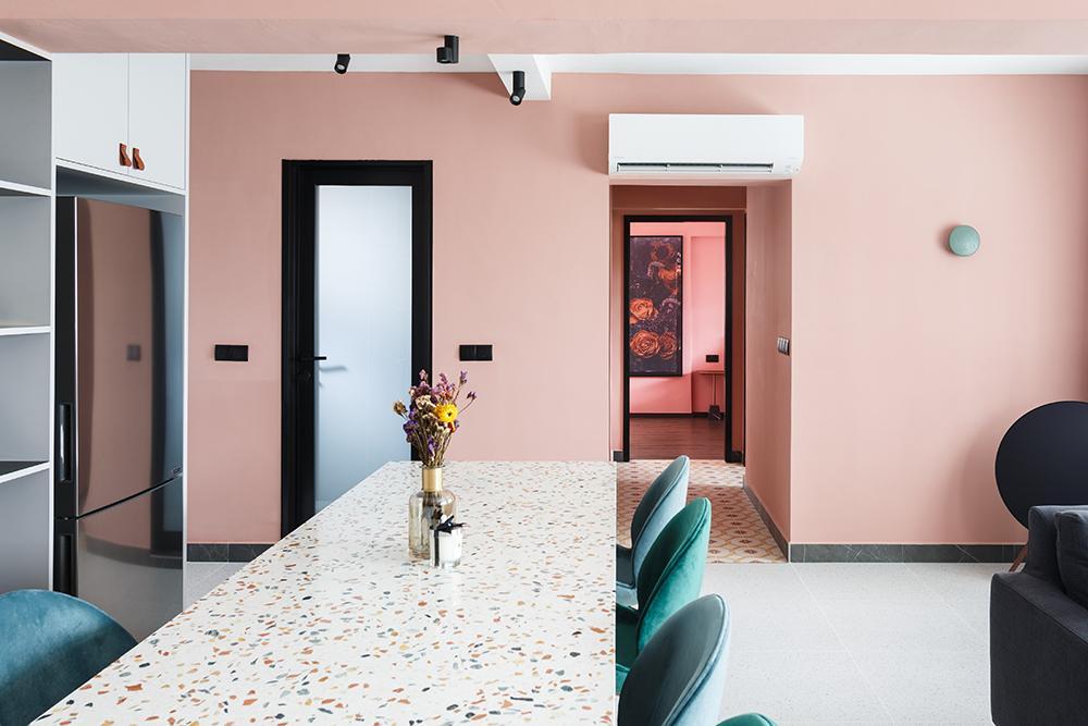 5 kinh nghiệm quý báu khi lựa chọn màu sơn cho nhà nhỏ