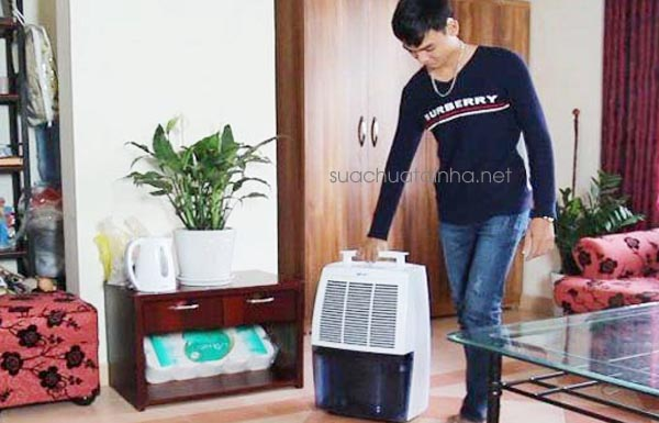 Sửa chữa máy hút ẩm tại Hà Nội