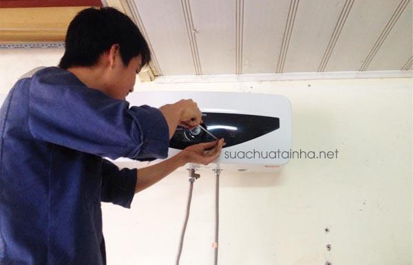Sửa chữa bình nóng lạnh tại Hà Nam