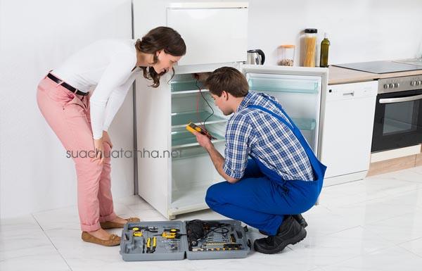 Sửa chữa tủ lạnh tại Hà Nam