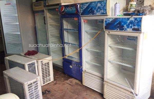 Sửa chữa tủ mát, tủ đông tại Hà Nam