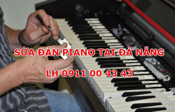 Sửa chữa đàn piano tại Đà Nẵng