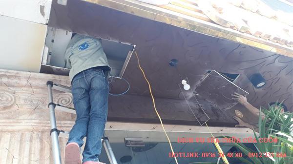 Sửa cửa cuốn tại Hà Nội Chuyên Nghiệp