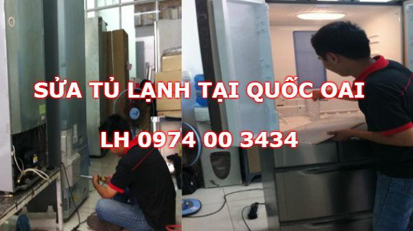 Sửa tủ lạnh tại Quốc Oai