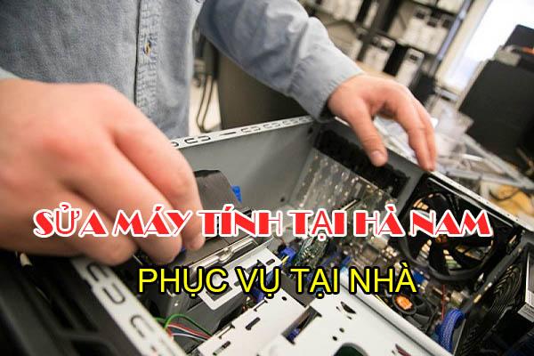 Sửa chữa máy tính tại Hà Nam