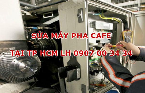 Sửa máy pha cafe tại TP HCM